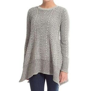 Eight Eight Eight herringbone pattern sweater M